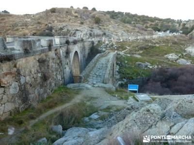 Puentes Medievales Río Manzanares; grupos para salir en madrid excursiones por madrid con niños se